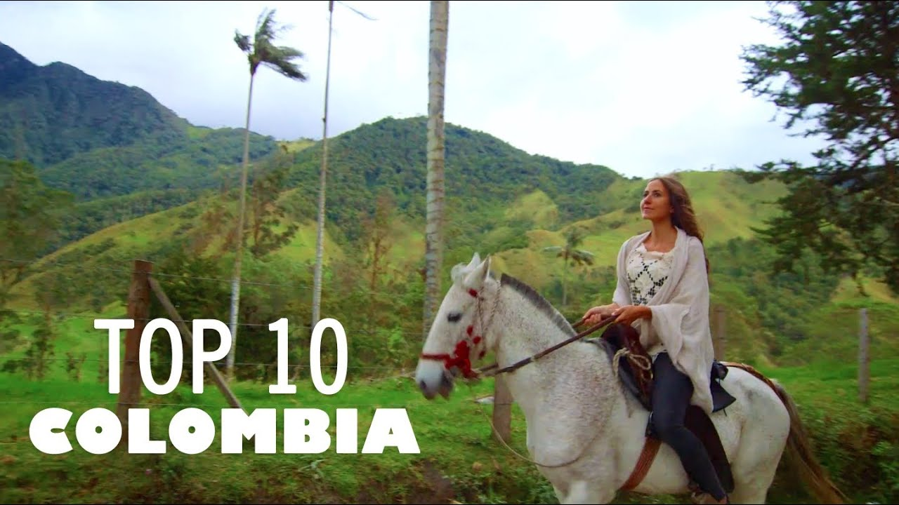 Top Things To Do In Colombia South America YouTube - 10 things to see and do in colombia