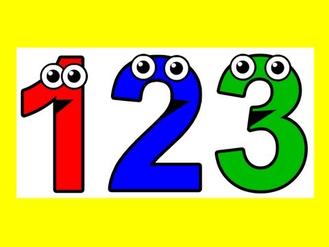 """""""Counting to 10"""" - 10 Little Numbers Song, Learn to Count 1 ..."""