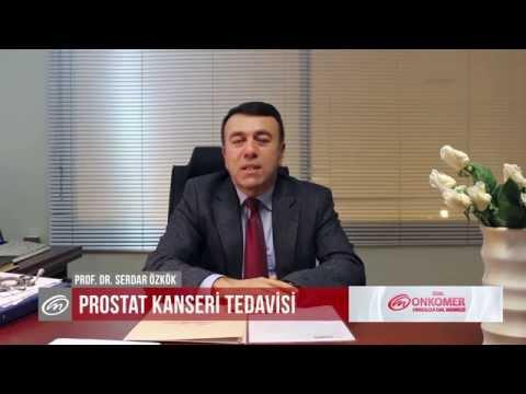 Prostat Kanseri Ve Tedavisi  (Onkomer Özel Onkoloji Dal Merkezi İzmir)