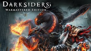 DARKSIDERS WARMASTERED EDITION Gameplay Walkthrough Part 1 FULL GAME (1080p) - No Commentary