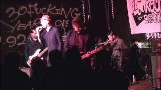 Black Cat Music live at 924 Gilman St, Berkeley, CA 1-1-17 (The Lookouting Night 1)