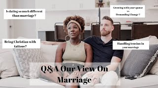 Q&A On Our Marriage | Anniversary Story Time