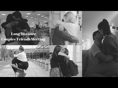 Long Distance Couples/Friends