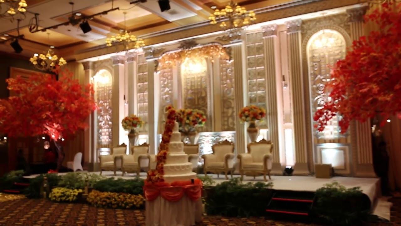 white pearl decoration @ aryaduta hotel 2017 08 06 - youtube