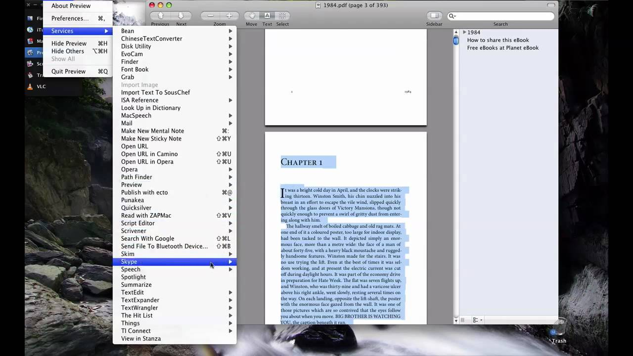 How To Turn Any Ebook Or Text File Into An Audio Book On A Mac For Free