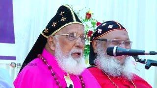 Chrysostom Thirumeni speech at his 99th birthday celebration.