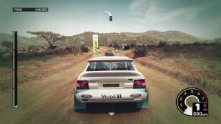 DiRT 3 - Kenya, Tsavo  - Multiplayer Gameplay [PC]
