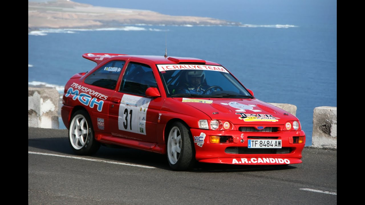 Dirt Rally Ford Escort RS Cosworth [Monte Carlo] ?? : ford escort cosworth rally car - markmcfarlin.com