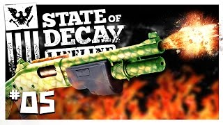 THE DRAGON SHOTGUN | State of Decay: Lifeline Gameplay Part 5