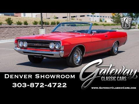 1968 Ford Torino GT - Denver Showroom #615 Gateway Classic Cars