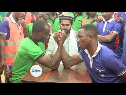 Jamia Ahmadiyya Annual Games held in Tanzania