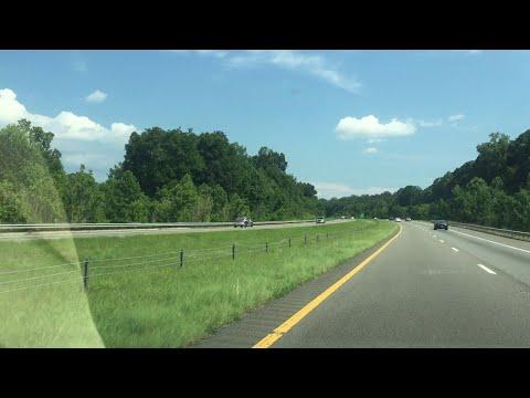 Highway Trooper Heads the Wrong Way