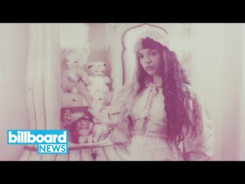 Melanie Martinez Celebrates 'Cry Baby' Chart Success | Billboard News