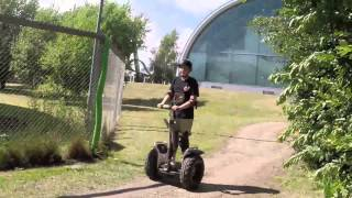 Segway Rally Driving Experience - Red Letter Days