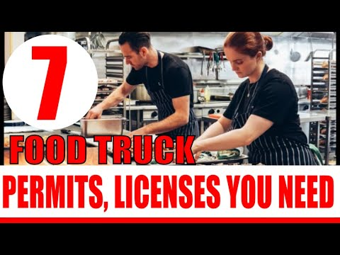 How To Start A Food Truck Business  7 Permits Licenses You May Need