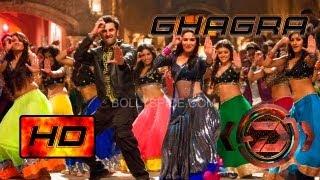 Ghagra Yeh Jawaani Hai Deewani Full Video song HD Drako