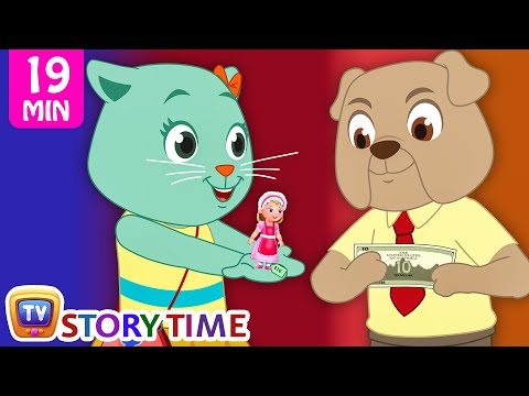 Thumbnail: Smart Kittens Vs Sly Dog Prank | Cutians Cartoon Comedy Show For Kids | ChuChu TV Funny Prank Videos