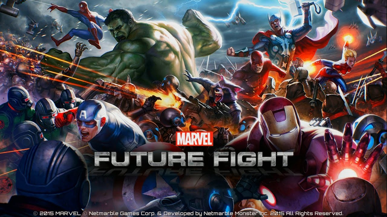 MARVEL Future Fight - android-1.com