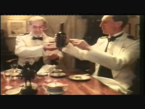 Classic Ads: Cockburns Special Reserve starring Robin Bailey and Richard