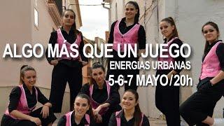 Algo más que un juego: Grupo: Energias Urbanas
