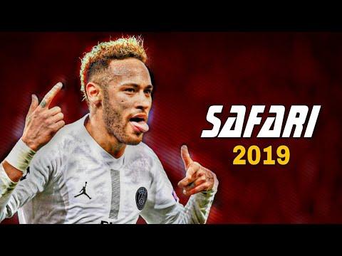 Neymar Jr 2019 ● Serena - Safari ● Insane Skills & Goals