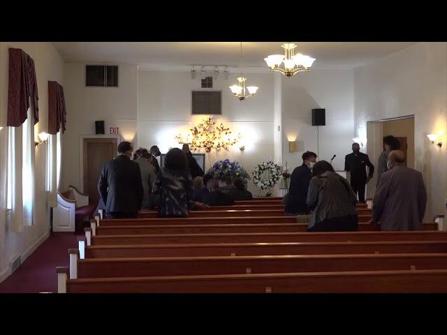 Funeral Services for Ozie B  Ellison