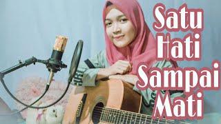 Download lagu Satu Hati Sampai Mati - Thomas Arya (Cover Gitar Akustik) | Nafidha dt