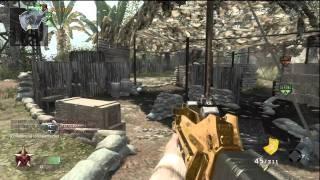 CoD Black Ops Demolition 250-9    Best Ever Spawntraps    TRiNiGOD    Golden Guns Famas Extended Mag