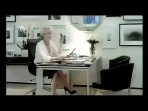 le diable s 39 habille en prada bande annonce 2011 youtube. Black Bedroom Furniture Sets. Home Design Ideas