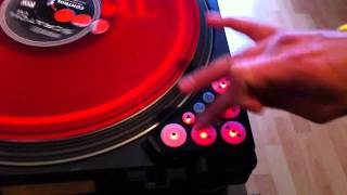 Novation Dicer - DJ Hold-Up - Breathe ( i like to move it Remix )