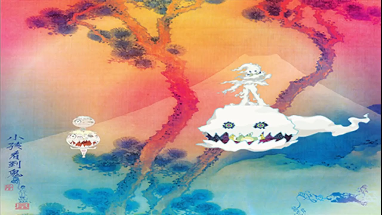 Kanye West & Kid Cudi - Kids See Ghosts Ft Yasiin Bey image