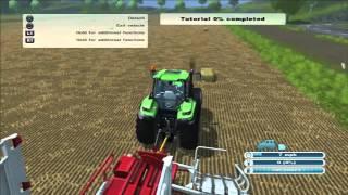 Farming Simulator (PS3) - Tutorial Vehicles