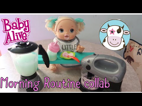 BA A Go e e Morning Routine Collab With MissyMoo