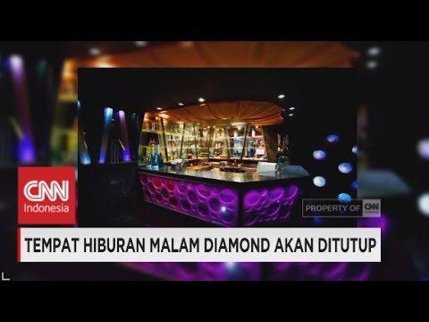Tempat Hiburan Malam Diamond Akan Ditutup Pemprov DKI