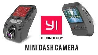 YI Mini Dash Camera - обзор мини видеорегистратора и пример видеосъемки
