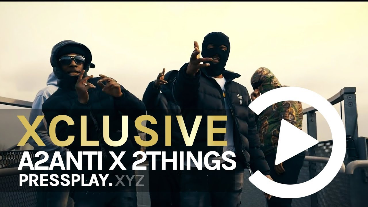 Download #12A A2anti X 2Things - T.R.A.P (Music Video)
