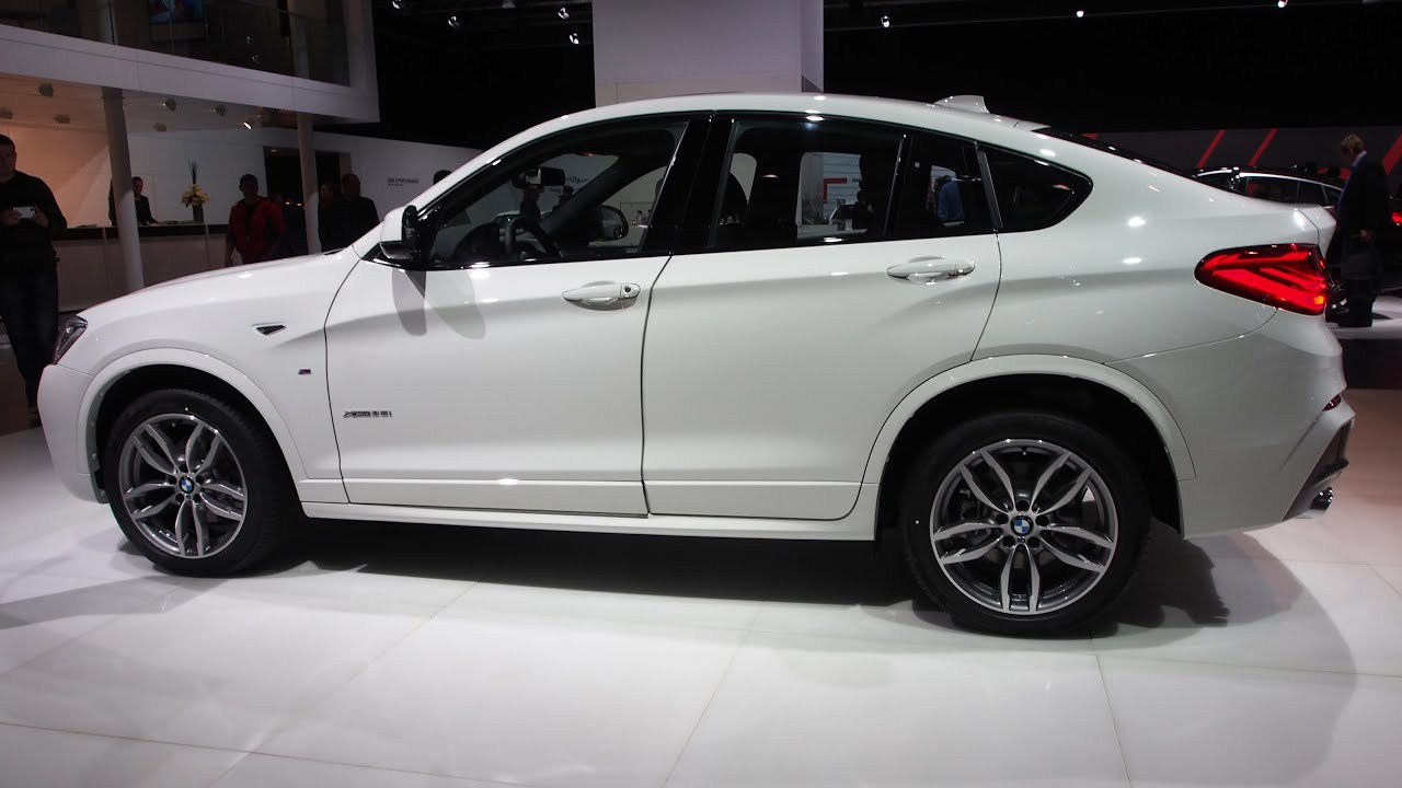 2014 Bmw X4 Xdrive 35i Exterior And Interior Walkaround