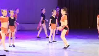 Contemporary dance дети 8-11 лет