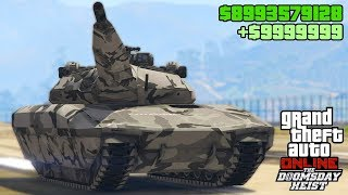"GTA 5 ONLINE ""THE DOOMSDAY HEIST"" PREPARATION! Preparing For NEW Update & Making Money! (GTA 5)"