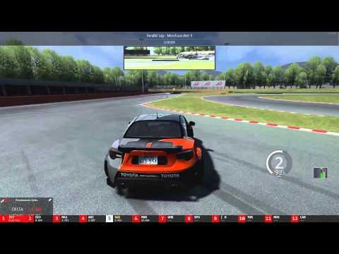 Asseto Corsa- G27 Circuito de drifting + 360º