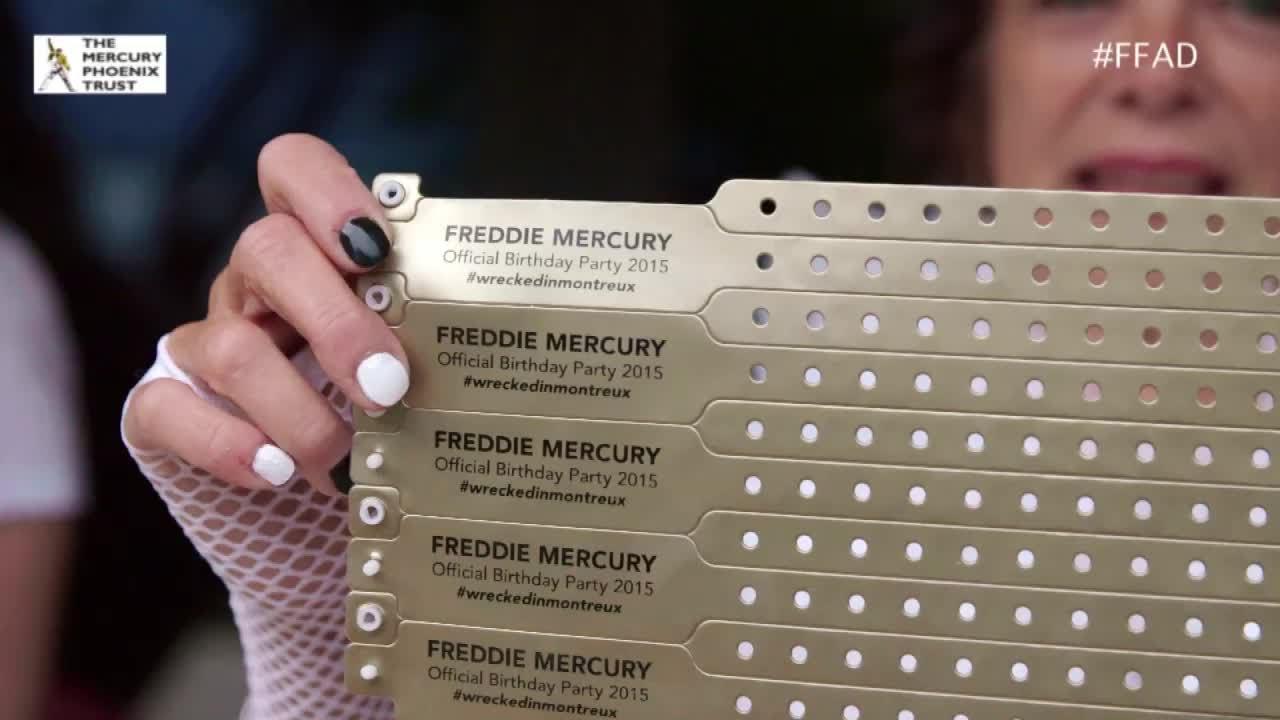 Freddie Mercury S Birthday Party Vox Pops Youtube