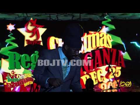 SIZZLA PERFORMANCE AT GT CHRISTMAS EXTRAVAGANZA 2017
