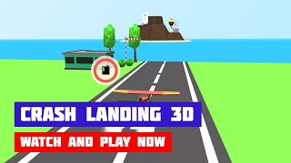 Crash Landing 3D · Game · Gameplay