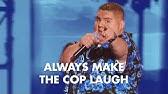 Throwback Thursday: Always Make The Cop LaughGabriel Iglesias