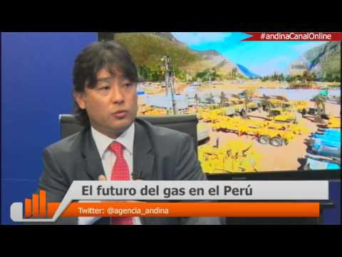 El futuro del gas en el Perú