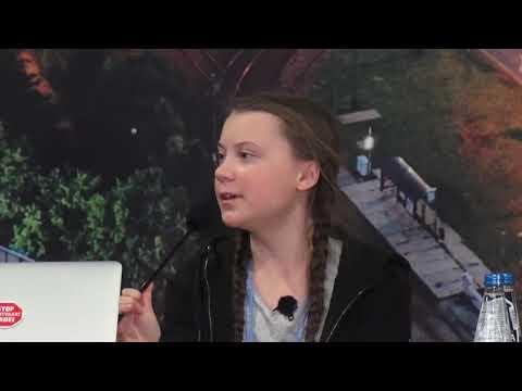 Greta Thunberg. Nastolatka, która walczy o ochronę klimatu. Radio Katowice, 5.12.2018.
