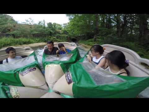 Amazon Express @Everland Theme Park, Seoul Korea