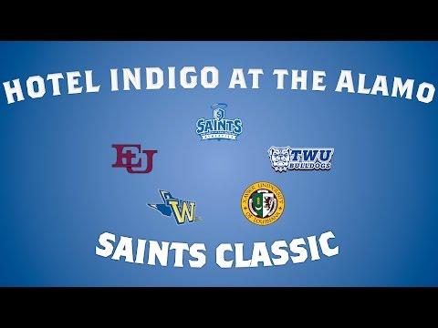 Hotel Indigo at the Alamo Saints Classic: Xavier vs Evangel
