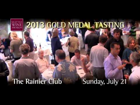 2013 Seattle Wine Awards ~ Gold Medal Wine Experience