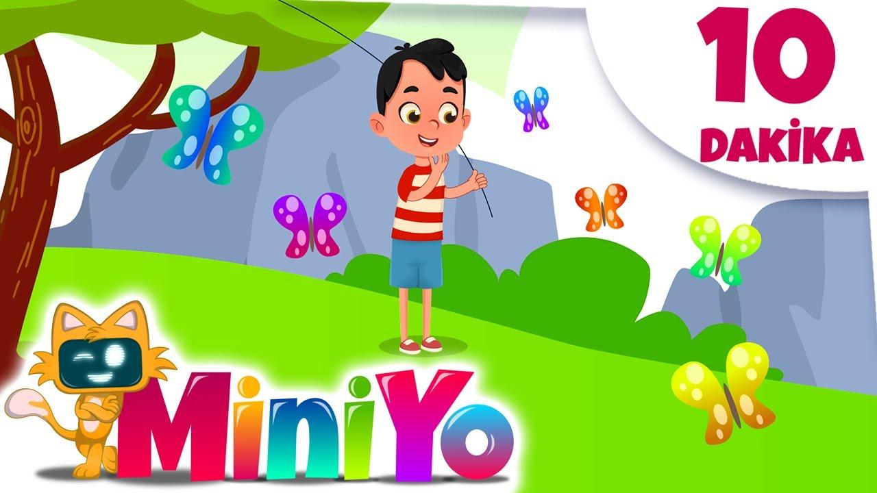 İlkbahar Şarkısı + Daha Fazla Çocuk Şarkısı   Miniyo
